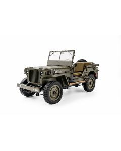 ROC Hobby 1941 Willys MB 1/12 Scaler RTR - ROC11201RTR