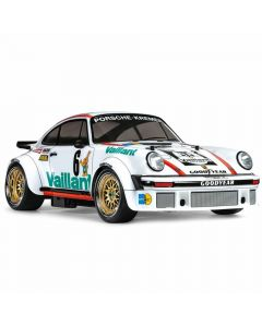 Tamiya RC 47477 Porsche 934 Coupe Vaillant 1:10 RC Assembly Kit - Pre-Order